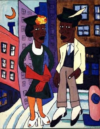The Harlem Renaissance | Artist